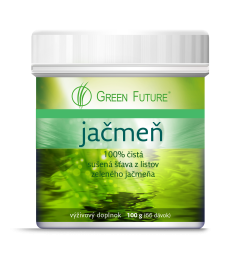 Jačmeň Green Future 100g
