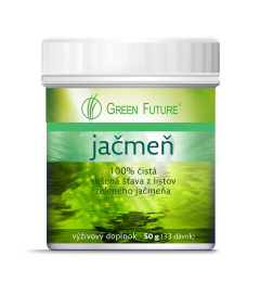 Jačmeň Green Future 50g