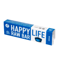 HAPPYLIFE RAW BAR - chia 42g