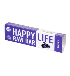 HAPPYLIFE RAW BAR - slivka 42g